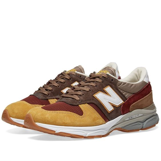 NEW BALANCE M7709FT 'SOLWAY' - MADE IN ENGLAND