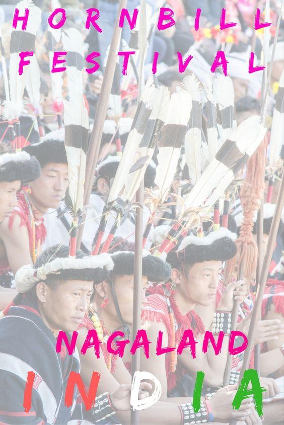 Naga Warriors Hornbill Festival Nagaland