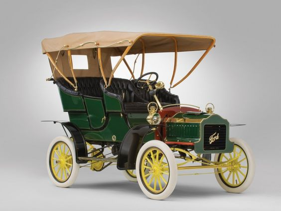 Ford Model F Touring 1905