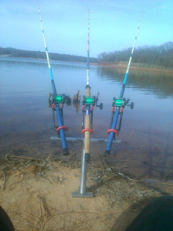 Catfishing Rod Holder Catfishing Pinterest Rod Holders