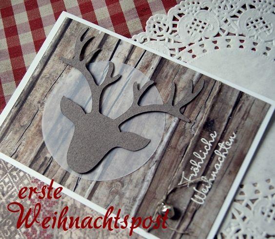 Veridiana Fromm: erste Weihnachtspost...