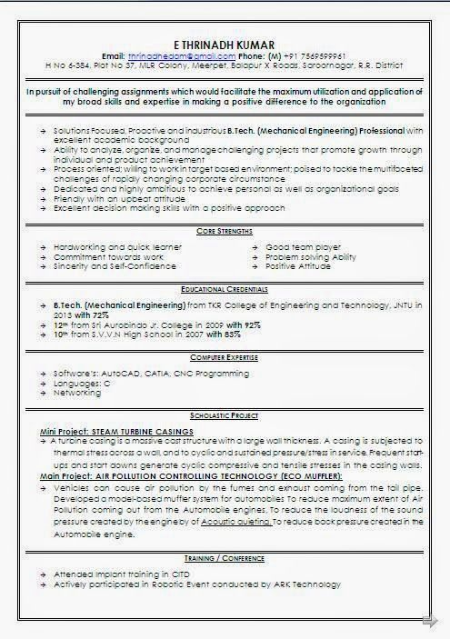 Pin By Sajid Sajid On Full Movies Resume Format For Freshers Resume Format Resume Examples