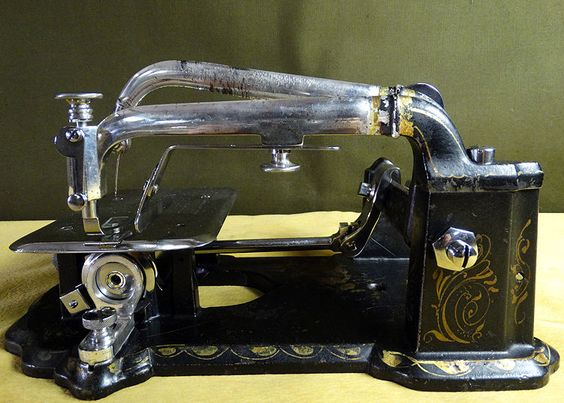 wheeler wilson sewing machine value
