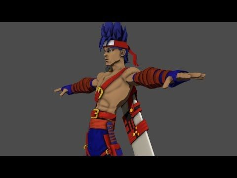 Creating An Anime Character In Blender 2 0 Promo Time Lapse Youtube Create Anime Character Anime Characters Anime