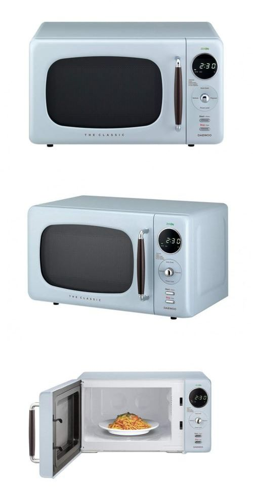 Microwave Ovens 150140 0 7 Cu Ft 700w Retro Countertop Microwave