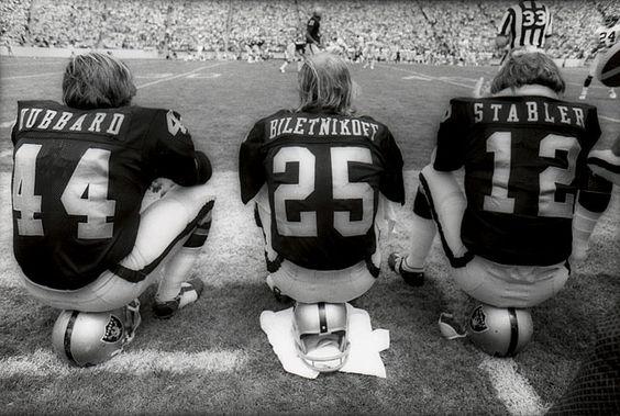 Rare Photos from the 1975 NFL Season