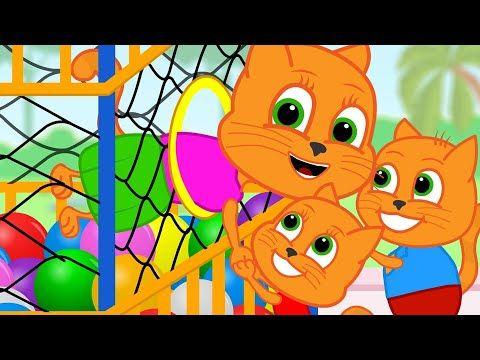 Familia De Gatos Cuarto De Juguetes Dibujos Animados Para Ninos Youtube Ninos Dibujos Animados Ninos Y Ninas Animados Cuartos De Juguetes
