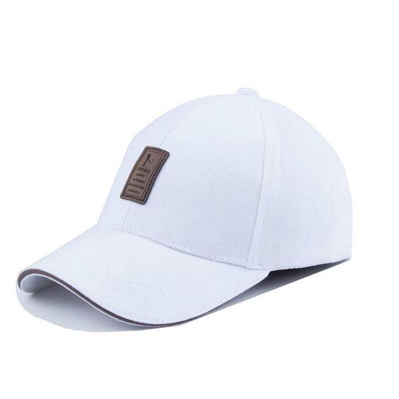 Unisex Brand Fashion Baseball Cap Sports Golf Snapback Outdoor Simple Solid Hats