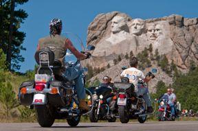voyage Des Rocheuses à Sturgis en moto Voyage en moto - Traditours