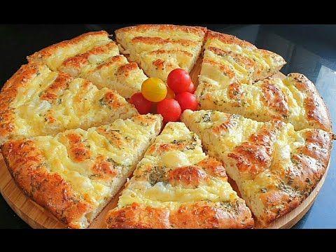 أفكار للافطار بريوش مالح بالجبن والزعتر بدون اختمار في لحظة يوجد Youtube Food The Creator Ramadan