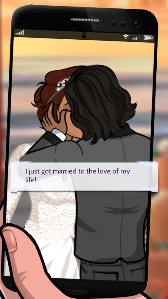 I just married the love of my life! #demipathtofame http://bit.ly/EpisodeHere