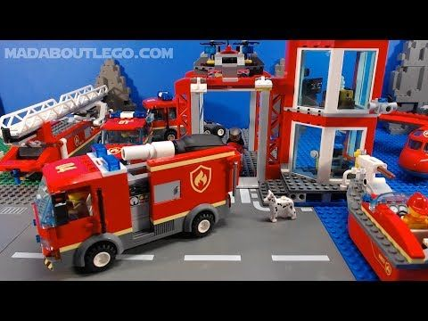 LEGO 30361-city-Pompiers BUGGY Sac