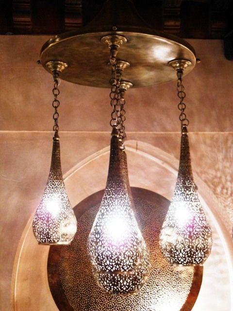 Deco Maroc, Luminaires suspension, Lampe Ambiance