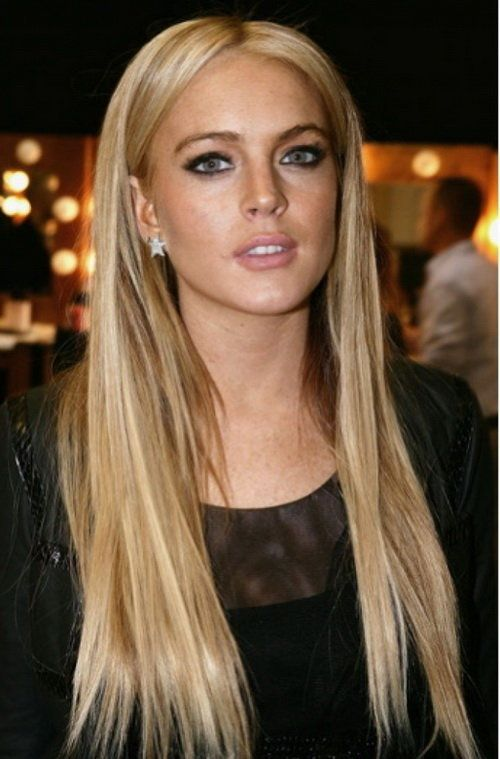 Admirable Long Hairstyles For Round Faces 2013 Round Face Straight Hairstyle Inspiration Daily Dogsangcom