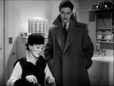 "I die for Robert Donat in that coat. ""The 39 Steps"" - 1935:"