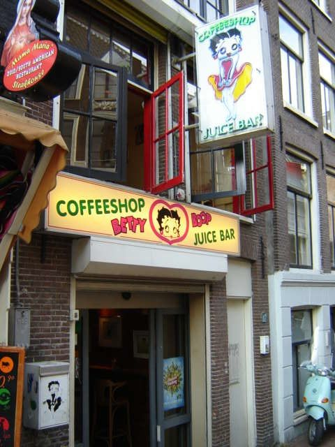 betty boop amsterdam - Google Search