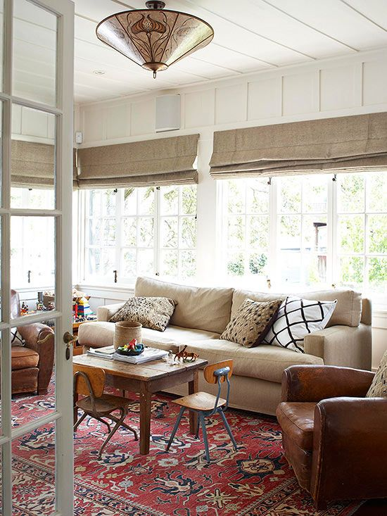 make your living room better grey curtains hue and party and play