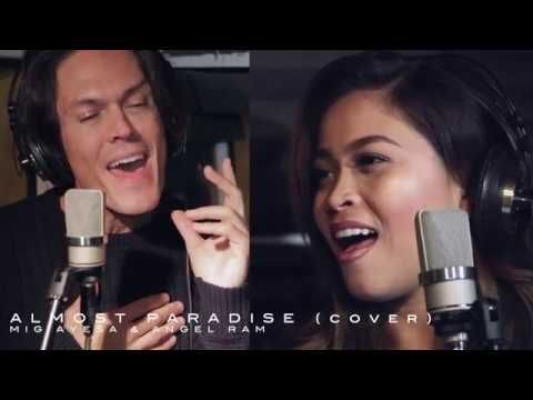 Almost Paradise Cover Youtube Me Me Me Song Good Music Best Songs