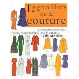 Livre couture gratuit