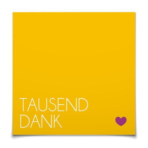 Dankeskarte Klares Ja in Maisgelb - Postkarte quadratisch #Hochzeit #Hochzeitskarten #Danksagung #Foto #modern #Typo https://www.goldbek.de/hochzeit/hochzeitskarten/danksagung/dankeskarte-klares-ja?color=maisgelb&design=ec029&utm_campaign=autoproducts