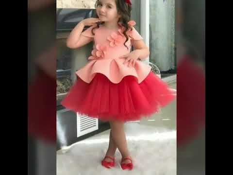 أحدث موديلات للبنات صيف ٢٠١٩ وأشيك لبس العيد ودلعي بنوتك Youtube Tulle Skirt Fashion Baby Sewing