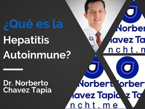Hepatitis autoinmune - YouTube