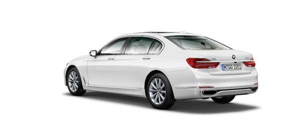 BMW 740i Limousine