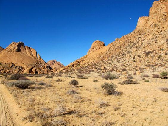 Safari Australe Ovest #9: il deserto della Namibia