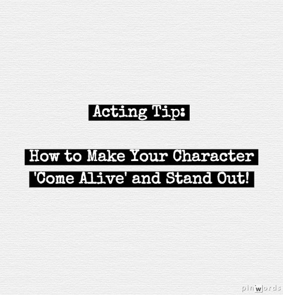 29 best Act images on Pinterest - acting resume template no experience