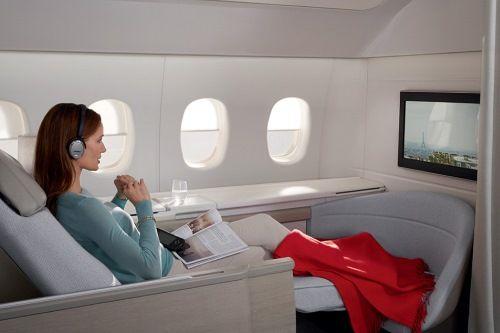 Air France La Premiere Cabin