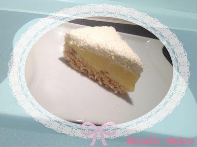 Misato Neko: Kokos-Bananen-Kuchen