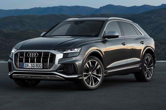 Audi Reveals Hot Sq8 With Hi Tech Diesel