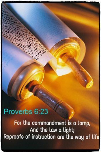 Proverbs 6:23