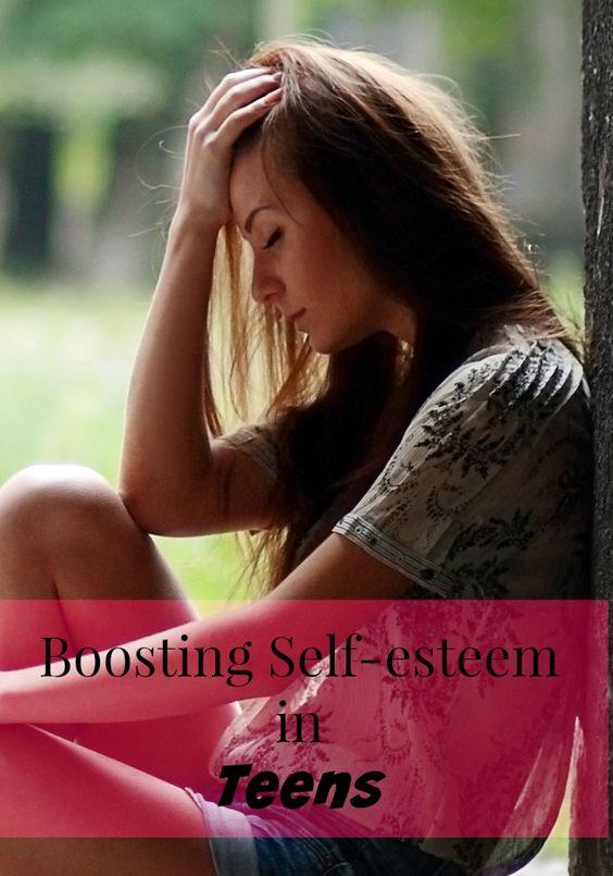 Boosting Self-esteem In Teens