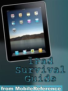 The iPad Survival Guide organizes the wealth of knowledge about the iPad into one place, where it can be easily accessed and navigated for quick reference. Unlike the official iPad manual, the…  read more at Kobo.