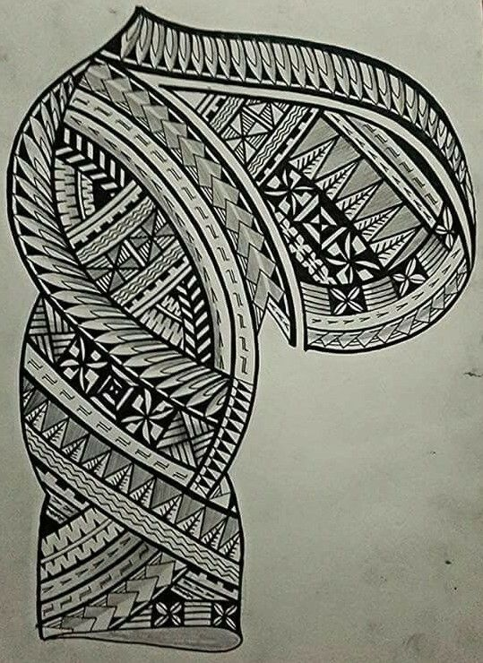 Pin By Jerry Mateiwai On Pacific Design Maori Tattoo Polynesian Tattoo Samoan Tattoo