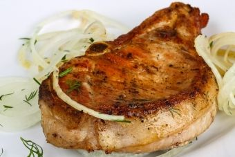 Côtelettes de porc érable et Dijon à la mijoteuse