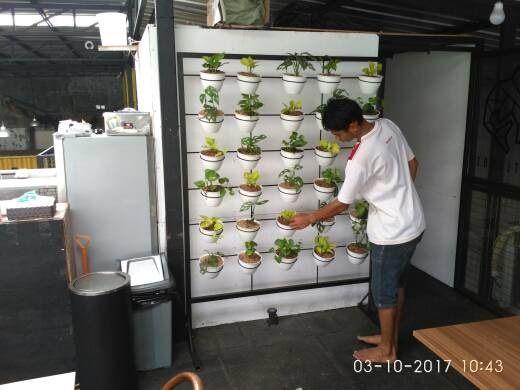 Jual Rak Vas Bunga Kerangka Besi Tanaman Rak Pot Tukang Rak Vas Bunga