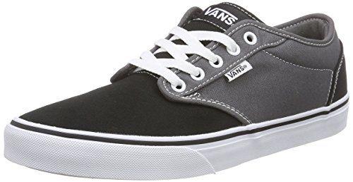 Vans Atwood, Herren Sneakers, Mehrfarbig (2 Tone/pewter/black), 41 EU - http://on-line-kaufen.de/vans/41-eu-vans-herren-atwood-sneaker-8