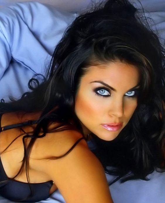 Long Hair | Makeup | Hair Extensions | Hair Color | Beautiful | Women | Girls | Ciao Bella | Venus | Versa | Lingerie | Swimsuit | Glamour | Models | Celebrities