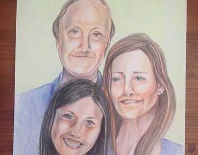 """Check out new work on my @Behance portfolio: """"Family B."""" http://be.net/gallery/40717879/Family-B"""