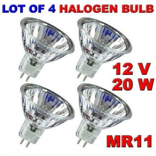 Mr11 Halogen Light Bulb 12 Volt 30 Degree Beam 20 Watt Replacement Bi Pin Gu4 Trisonic Halogen Light Bulbs Bulb Halogen Bulbs
