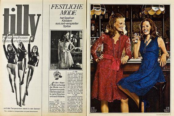 Neue Mode 11.1972 in Libros, revistas y cómics, Revistas, Moda y estilo de vida…