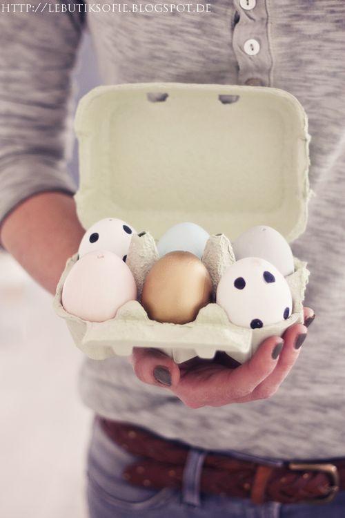 simply miu - Пасхальные яйца
