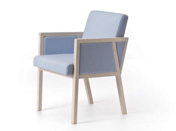 PARIS | Easy chair by Very Wood | design Enrico Franzolini