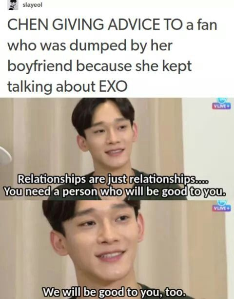 Lol ChenChen you keep stilling my heart away with your words...^~^