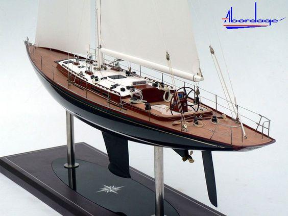 Brooklyn boat yard 76 model custom sailboat models for Brooklyn fishing boat