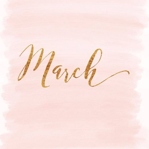 Hello March, Bye Bye February #hellooctober LIFESTYLE Archive - Labsalliebe