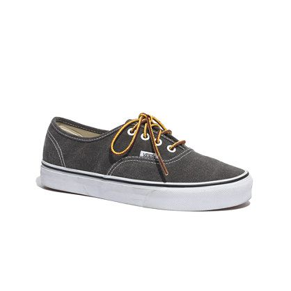 vans authentic washed womens sneaker cream