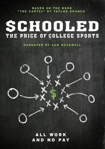 Schooled: The Price of College Sports- One of the most fascinating pieces on how college sports in America became a billion dollar enterprise, all built on the backs of unpaid athletes. Available on Netflix.